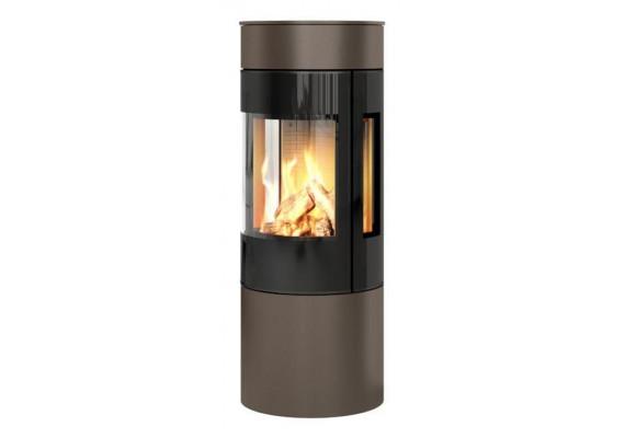 Печь Rais Viva 120 L Gas (стеклянная дверка)
