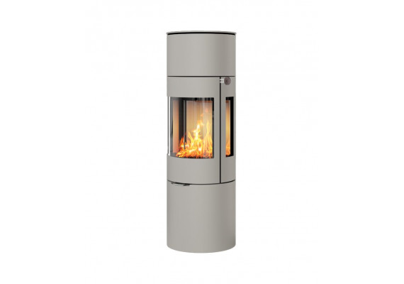 Печь Rais Viva 140 L Gas (стальная дверка)