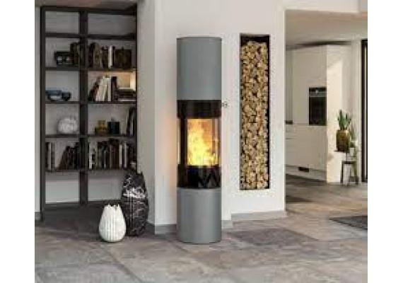 Печь Rais Viva 160 L Gas (стеклянная дверка)
