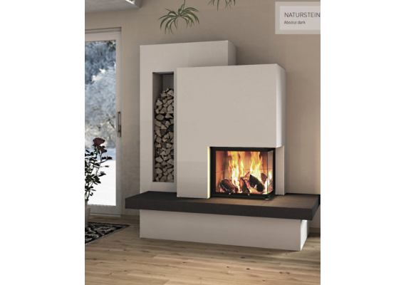 Топка Spartherm Linear 4S Varia 2R55