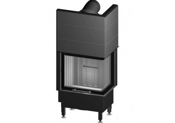 Топка Spartherm Linear 4S Varia 2R55h