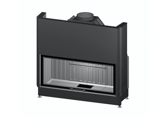 Топка Spartherm Linear 4S Varia B120h