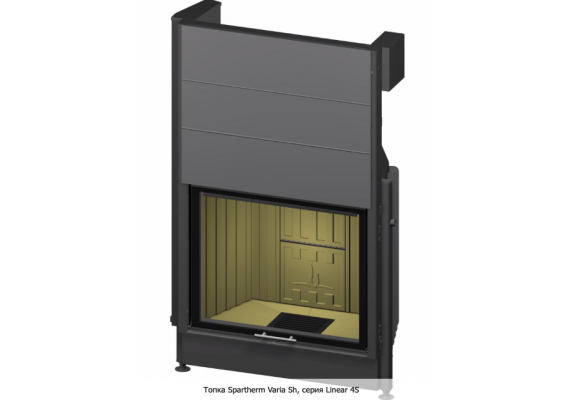 Топка Spartherm Linear 4S Varia Sh