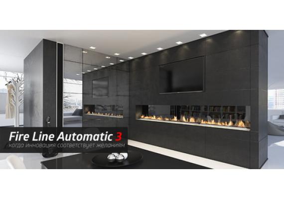 Биокамин Planika Fire Line Automatic 3 1490